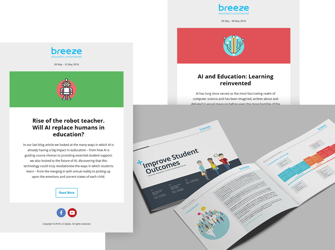 Breeze School Management System